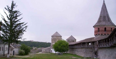 Fort of Kamyanets-Podilsky