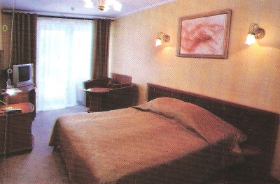 Typical Hotel Accomodation